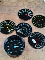 Speedo glass coaster six d different style speedo 's the coasters are all black glass in come in a set of 6